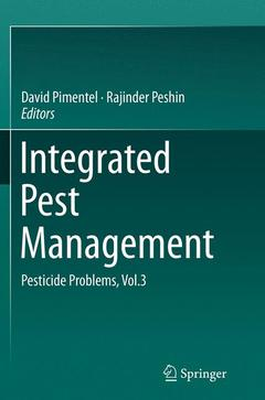 Cover of the book Integrated Pest Management