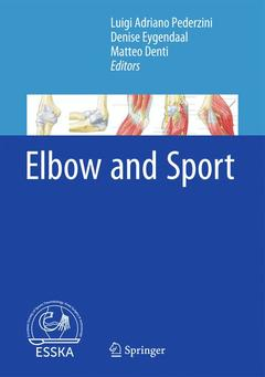 Couverture de l'ouvrage Elbow and Sport