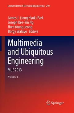 Cover of the book Multimedia and Ubiquitous Engineering