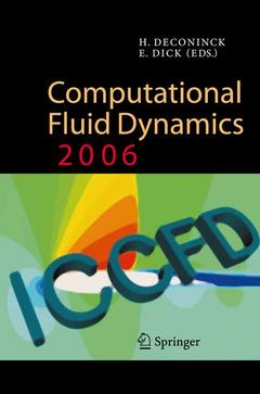 Cover of the book Computational fluid dynamics 2006