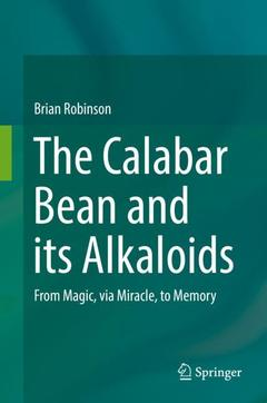 Cover of the book The Calabar Bean and its Alkaloids