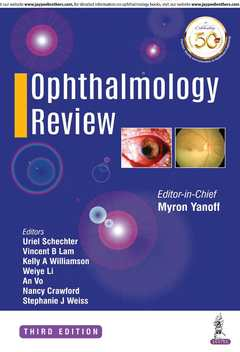 Cover of the book Ophthalmology Review