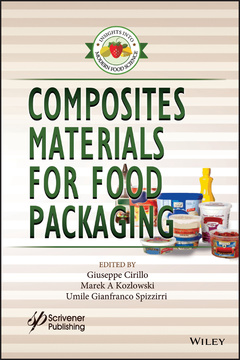 Cover of the book Composites Materials for Food Packaging