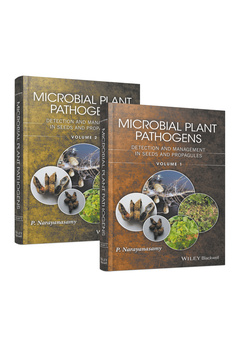 Cover of the book Microbial Plant Pathogens