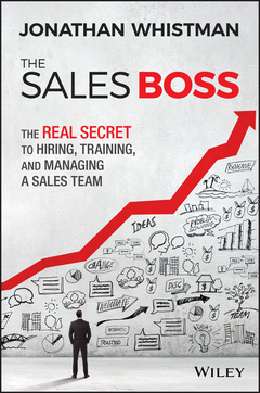 Couverture de l'ouvrage The Sales Boss