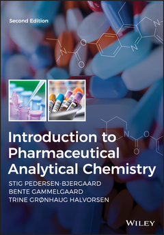 Cover of the book Introduction to Pharmaceutical Analytical Chemistry 2e