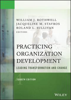 Couverture de l'ouvrage Practicing Organization Development