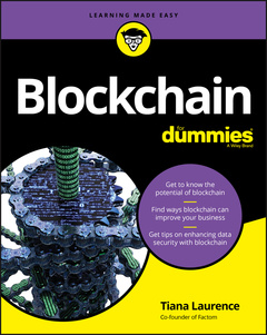 Cover of the book Blockchain For Dummies