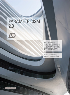 Cover of the book Parametricism 2.0