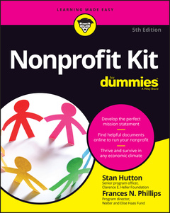 Cover of the book Nonprofit Kit For Dummies