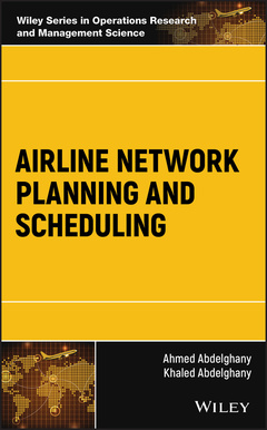 Couverture de l'ouvrage Airline Network Planning and Scheduling