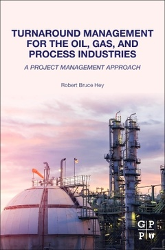 Cover of the book Management for the Oil, Gas, and Process Industries