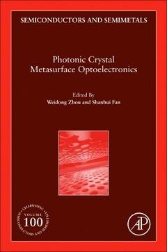 Cover of the book Photonic Crystal Metasurface Optoelectronics