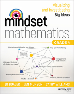 Cover of the book Mindset Mathematics