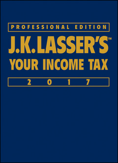 Cover of the book J.K. Lasser′s Your Income Tax 2017