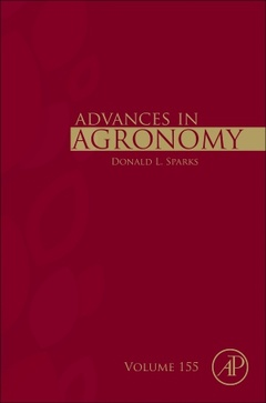 Cover of the book Advances in Agronomy