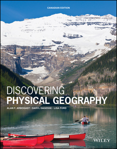 Cover of the book Discovering Physical Geography Canadian Edition