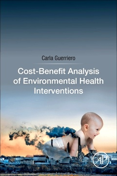 Couverture de l'ouvrage Cost-Benefit Analysis of Environmental Health Interventions