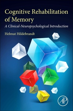 Cover of the book Cognitive Rehabilitation of Memory