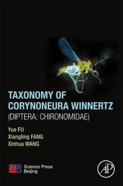 Couverture de l'ouvrage Taxonomy of Corynoneura Winnertz (Diptera: Chironomidae)