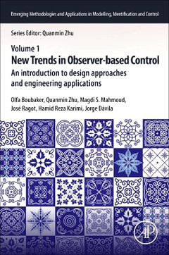 Cover of the book New Trends in Observer-Based Control