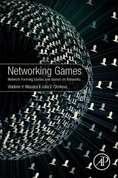 Cover of the book Networking Games