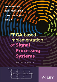 Couverture de l'ouvrage FPGA-based Implementation of Signal Processing Systems