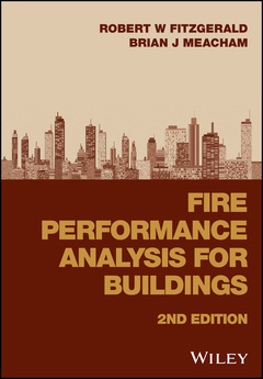 Cover of the book Fire Performance Analysis for Buildings