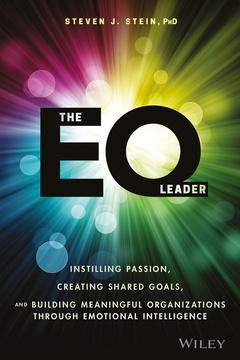 Couverture de l'ouvrage The EQ Leader