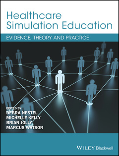 Cover of the book Healthcare Simulation Education