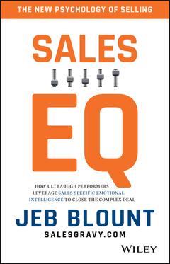 Couverture de l'ouvrage Sales EQ