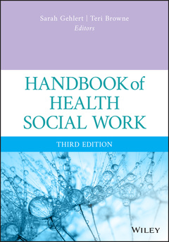 Cover of the book Handbook of Health Social Work