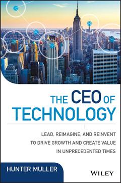 Couverture de l'ouvrage The CEO of Technology