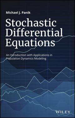 Couverture de l'ouvrage Stochastic Differential Equations