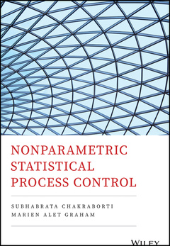 Cover of the book Nonparametric Statistical Process Control