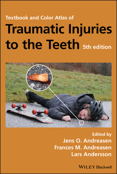 Cover of the book Textbook and Color Atlas of Traumatic Injuries to the Teeth