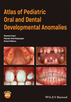 Cover of the book Atlas of Pediatric Oral and Dental Developmental Anomalies