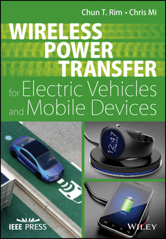 Cover of the book Wireless Power Transfer for Electric Vehicles and Mobile Devices