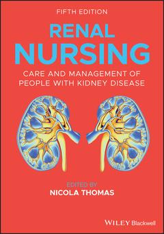 Couverture de l'ouvrage Renal Nursing