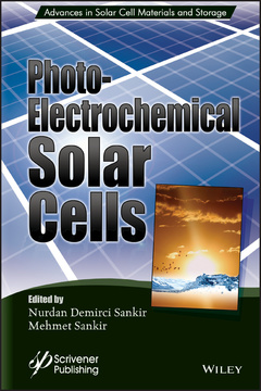 Cover of the book Photoelectricochemical Solar Cells