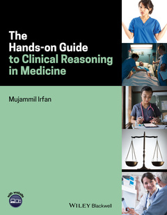 Cover of the book The Hands-on Guide to Clinical Reasoning in Medicine