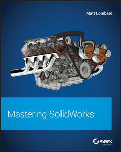 Cover of the book Mastering SolidWorks