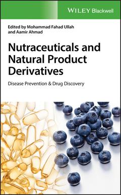 Couverture de l'ouvrage Nutraceuticals and Natural Product Derivatives
