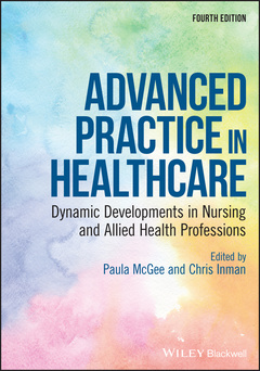 Couverture de l'ouvrage Advanced Practice in Healthcare