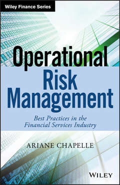 Cover of the book Operational Risk Management