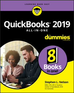 Cover of the book QuickBooks 2019