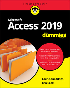 Cover of the book Access 2019 For Dummies