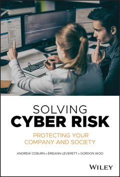 Couverture de l'ouvrage Solving Cyber Risk