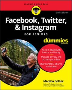 Cover of the book Facebook, Twitter, and Instagram