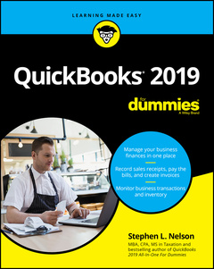 Cover of the book QuickBooks 2019 For Dummies